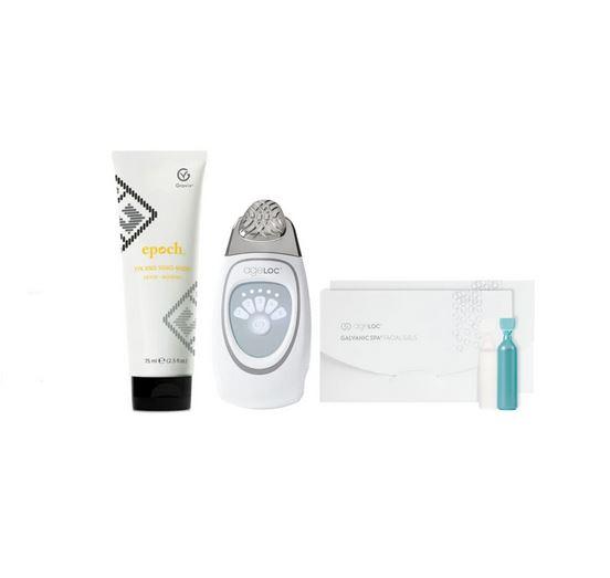ageLOC Galvanic Spa Face care Essentials-new